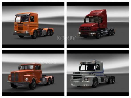 Brazilian Trucks Pack (1)