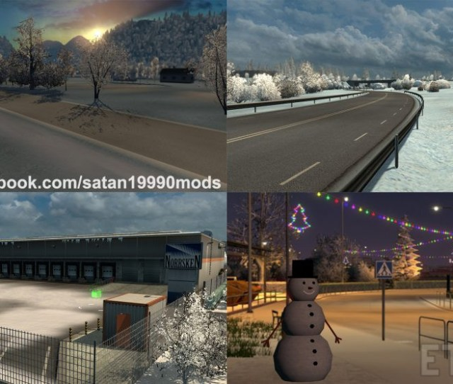 Complete Winter Mod V  Patch