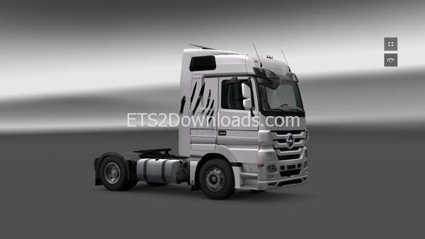 Silver-claw-skin-for-Mercedes-ets2