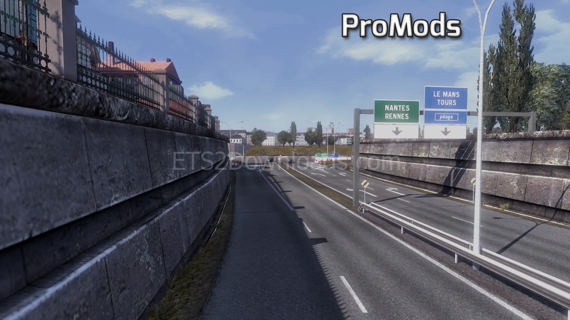 promods-v1-60-for-ets2-1-9-22-ets2-2 - ETS2 Mods