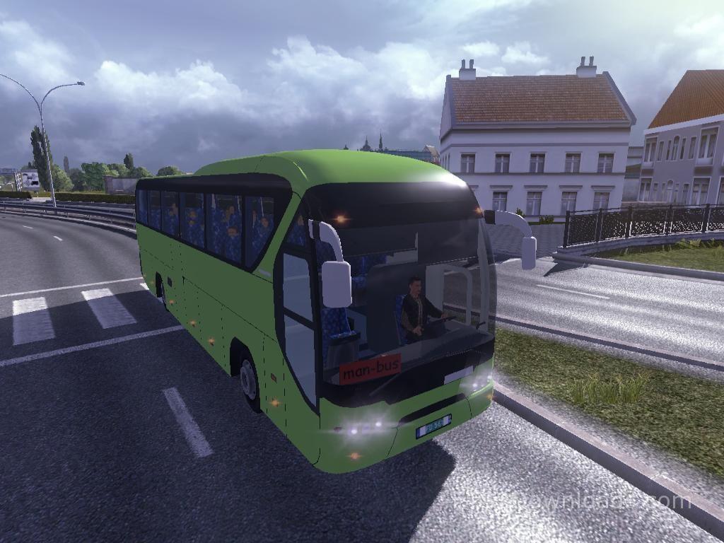 Mega AI Traffic Mod v2 1 - Euro Truck Simulator 2 Mods