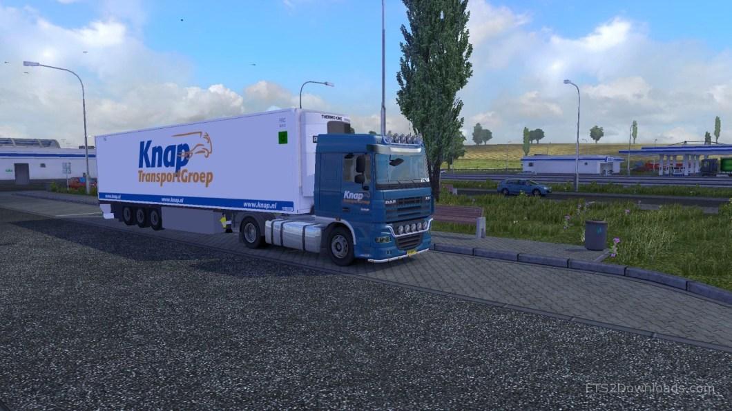 knap-trailer