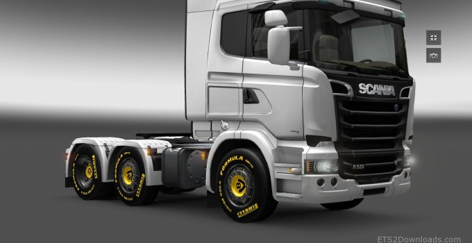 Tuning Parts Archives - Page 76 of 118 - ETS2 Mods