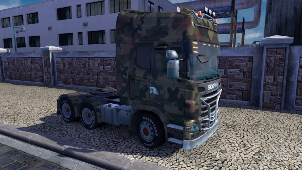 army-skin-for-scania-r-1