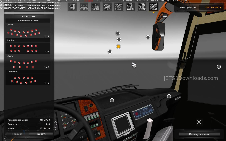 Volvo B12B TX R9700 + Passenger Mod Fix 1 24 - ETS2 Mods