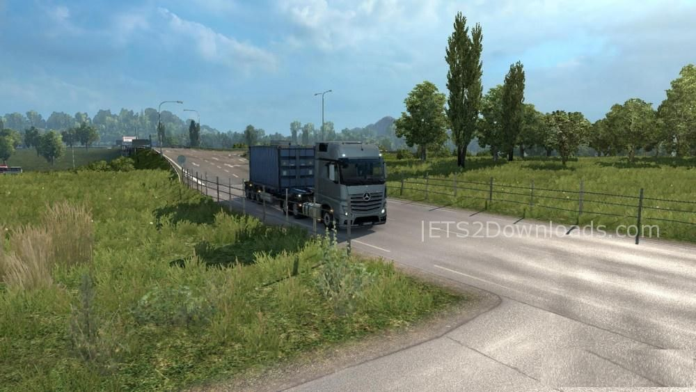 HDR Real Graphics Mod ETS2 1 26 (For Oculus Rift) - ETS2 Mods
