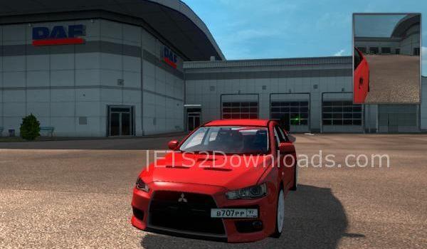 Mitsubishi Archives - ETS2 Mods