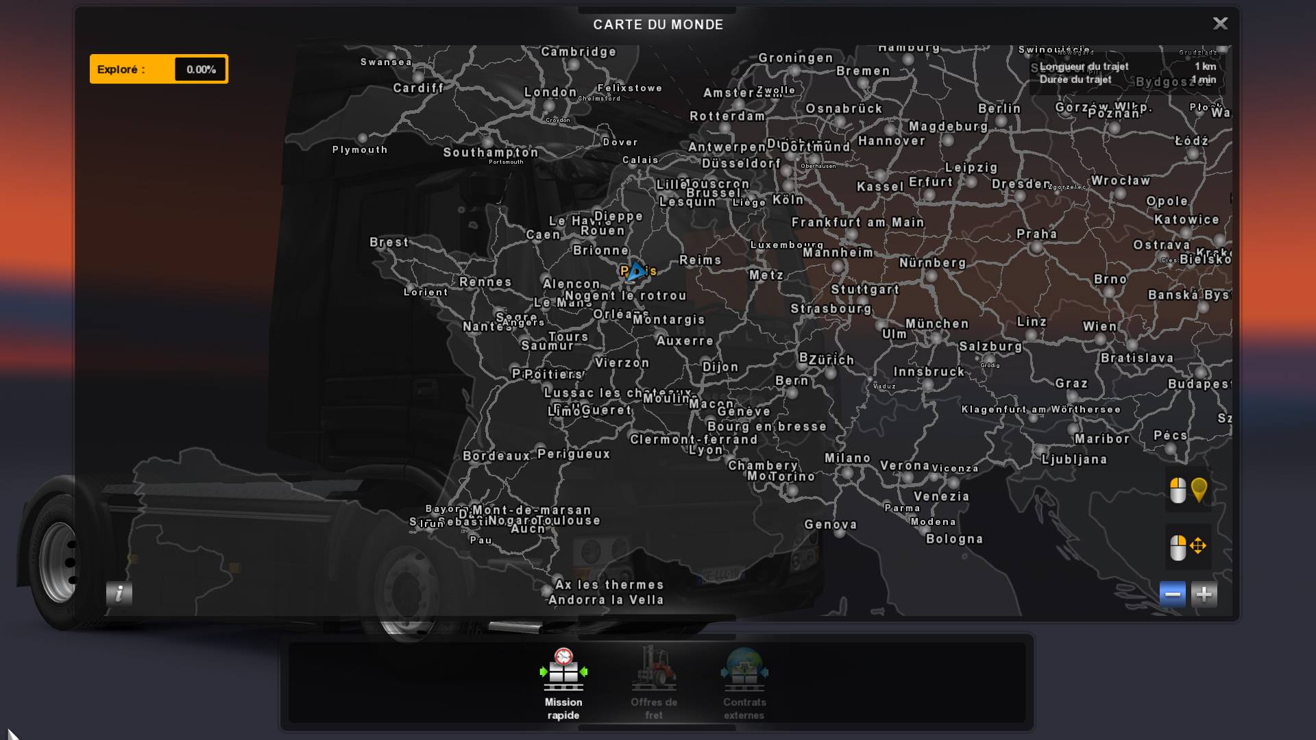 V2 Map Collectif France v1 24 COMPATIBLE 1 24   ETS2 mods   Euro     V2 Map Collectif France v1 24 COMPATIBLE 1 24