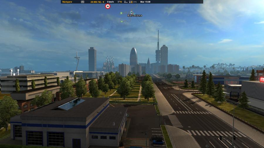 EUROPE EXTENDED MAP V1 1  1 30 X    ETS2 mods   Euro truck simulator     EUROPE EXTENDED MAP V1 1  1 30 X