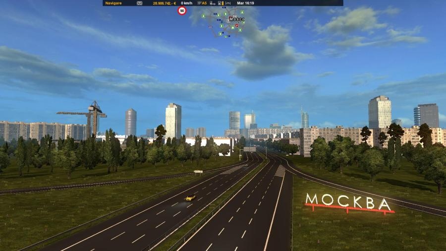 EUROPE EXTENDED MAP V1 1  1 30 X    ETS2 mods   Euro truck simulator     This is a branch from Mario Map  Europe version of the map  with an  extension in North Africa and Middle East  This was cleaned and transform  to a normal