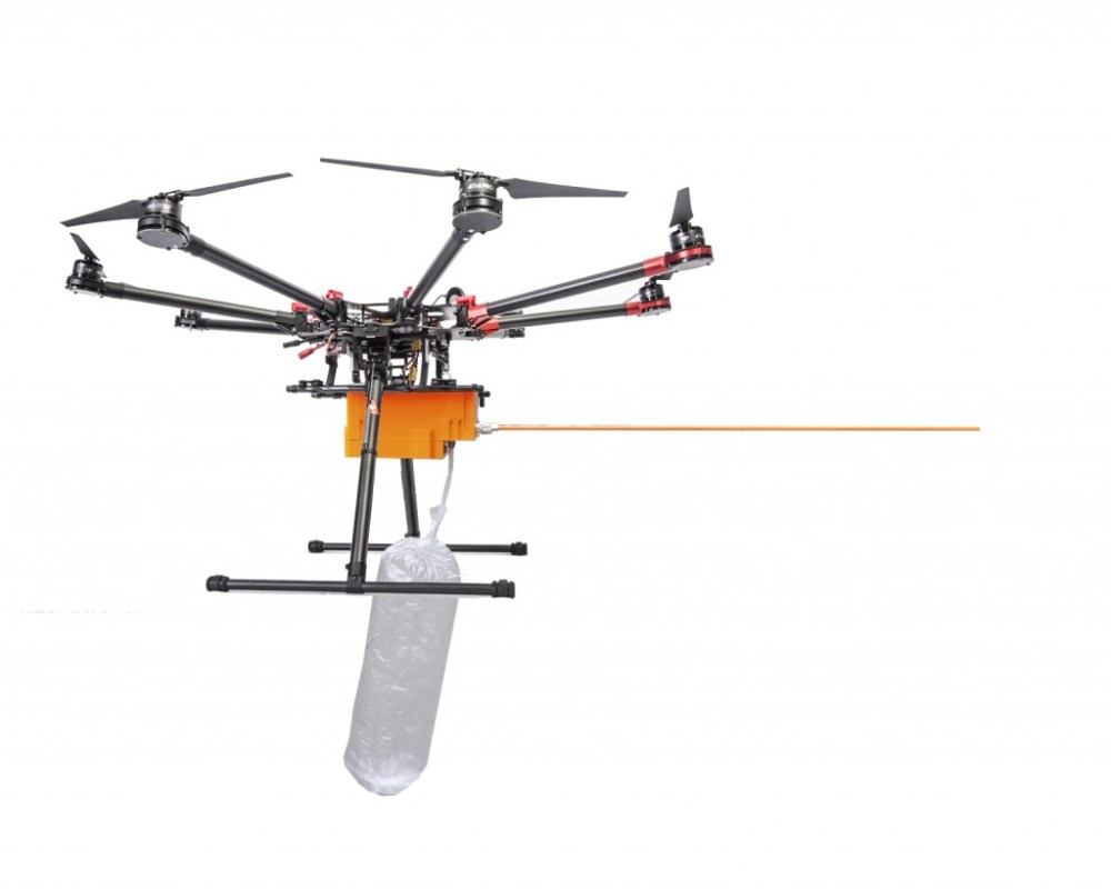 air quality monitoring with drones
