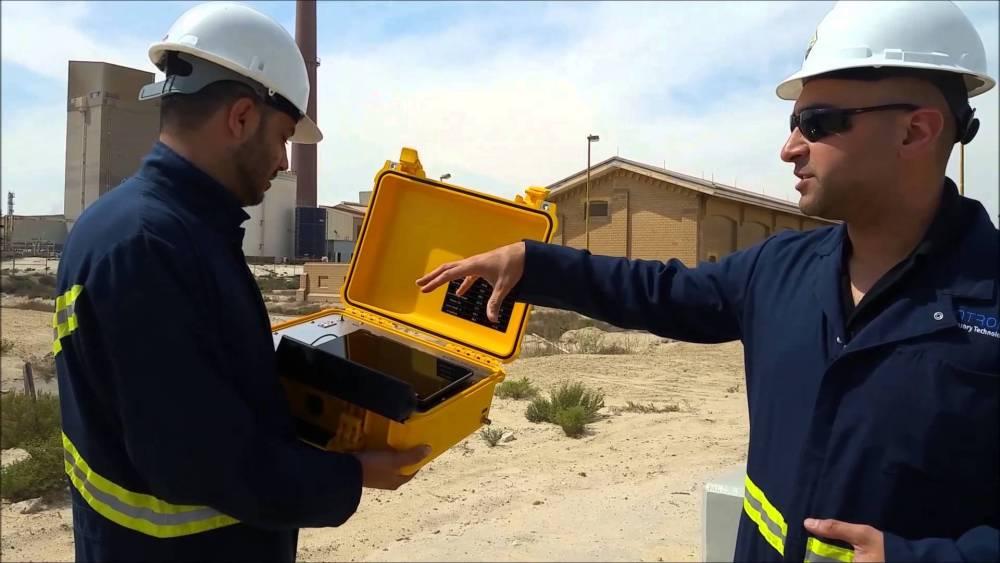 pollution tracker