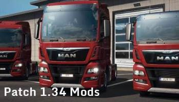 ETS2 Mods by patch | ETS2 Mods