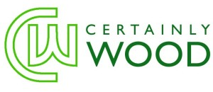 CW Certainly Wood logo only Colour