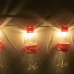 coca cola fairy light on