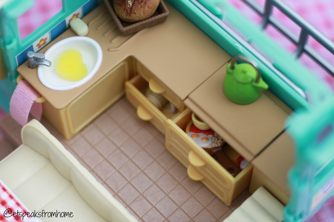 Tiny Home Designs: Sylvanian Families Campervan Review