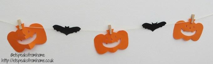 Paper Cut Jack O Lantern Amp Bat
