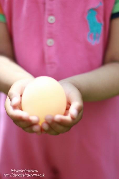 Egg In Vinegar Experiment For Kids | Egg experiments, Egg