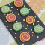 colourful swiss roll cookies