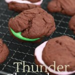 Thunder Chocolate Kisses 65 cookies