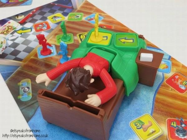 drumond park sshh dont wake dad board game