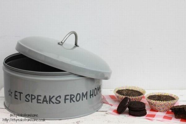 personalised cake tin ijustloveit