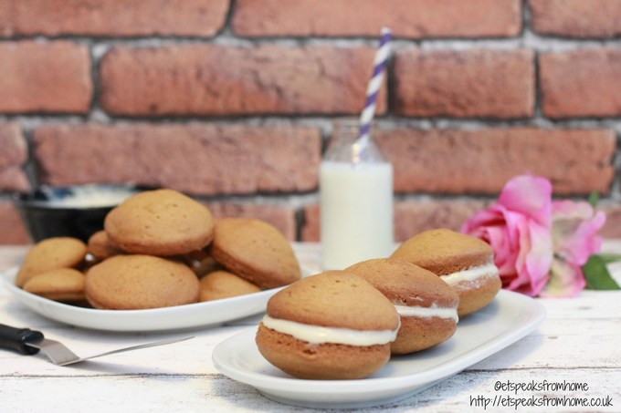 pumpkin whoopie pie recipe