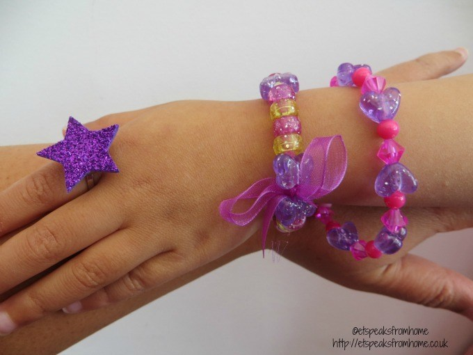 interplay sparkly jewellery ring and bracelets
