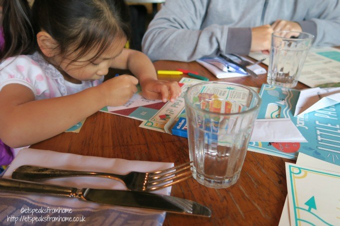 jamie's italian kid colouring