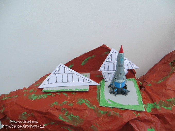 thunderbirds tracy island TB1