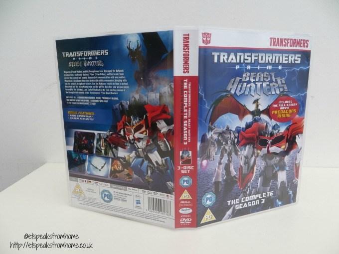 transformers season three