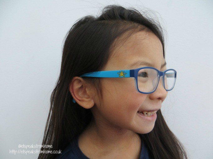 minions specsavers blue frame