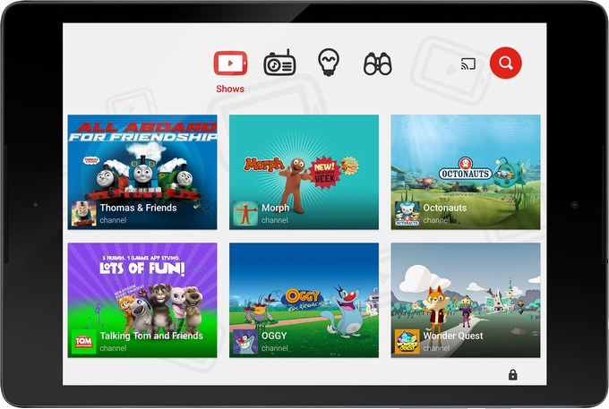 YouTube Kids UK