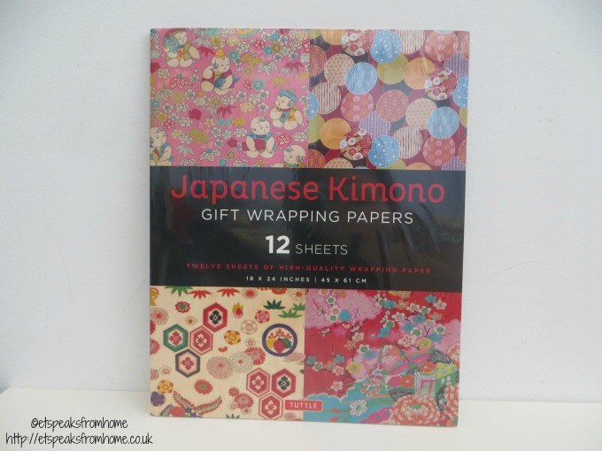 japanese kimono wrapping papers