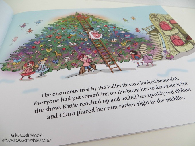 the fairytale hairdresser and the sugar plum fairy review