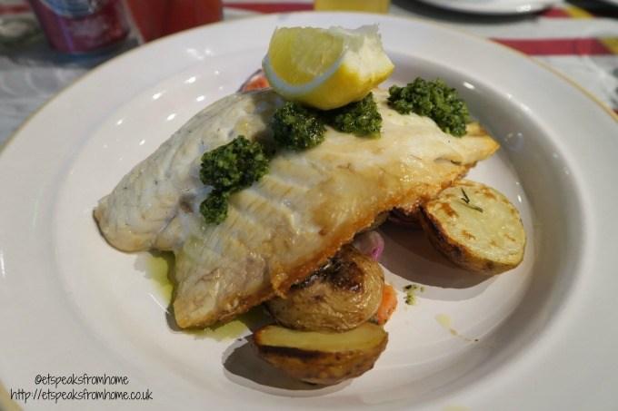bella italia fish