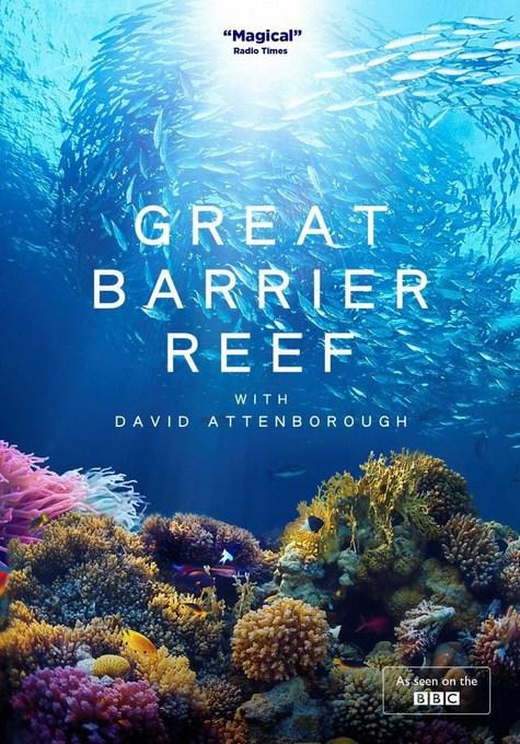 great barrier reef blu ray