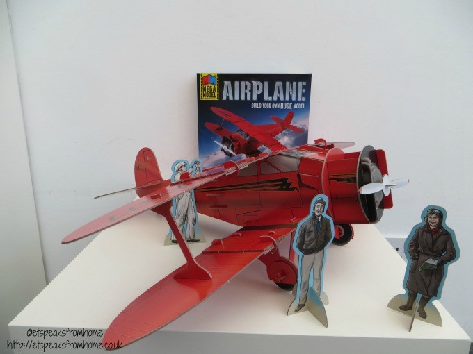 mega model airplane review
