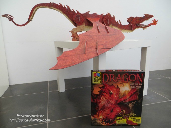 mega model dragon review