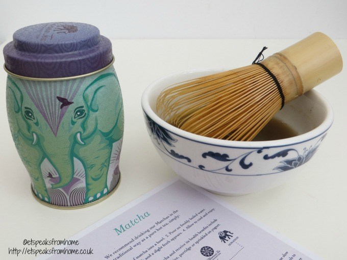 purple matcha williamson tea review