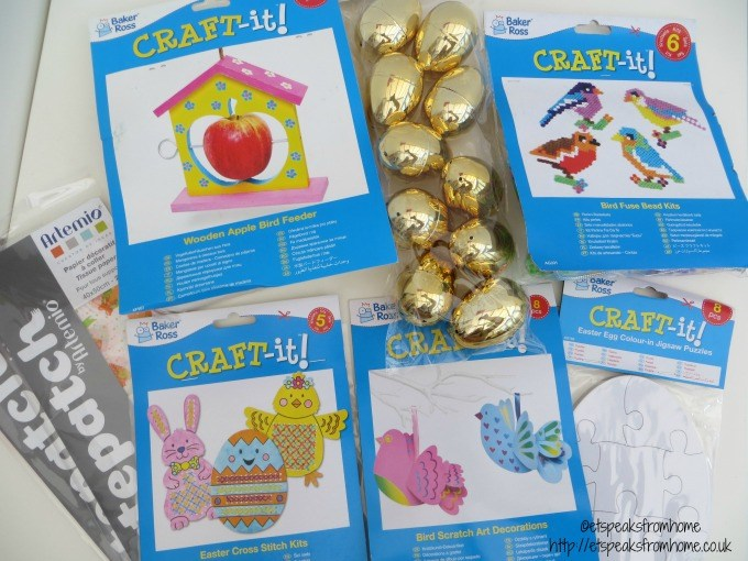 baker ross easter craft