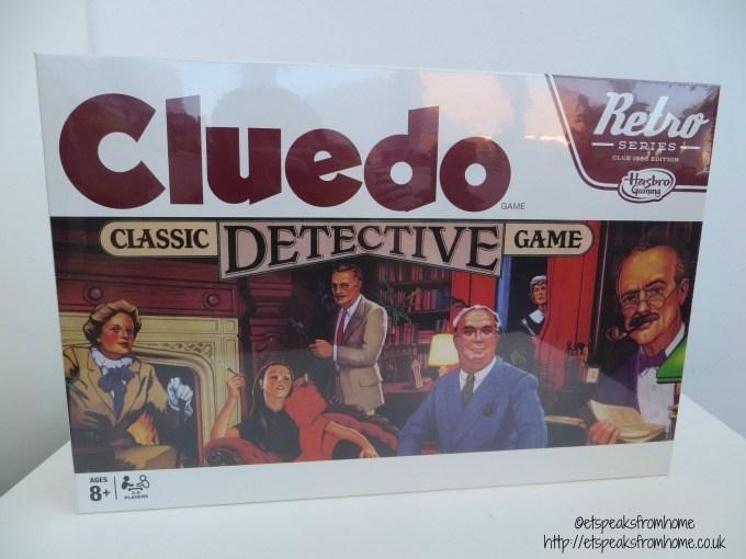 cluedo retro classic game