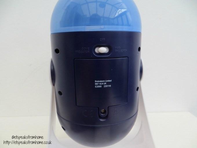 deep space home planetarium & projector batteries