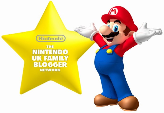 nintendo uk family blogger