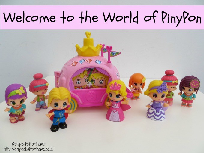 pinypon toy review