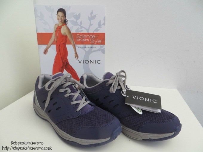 vionic shoe motion venture review