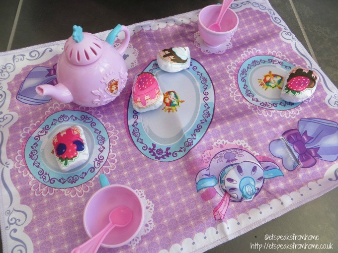 disney sofia the first royal tea time surprise