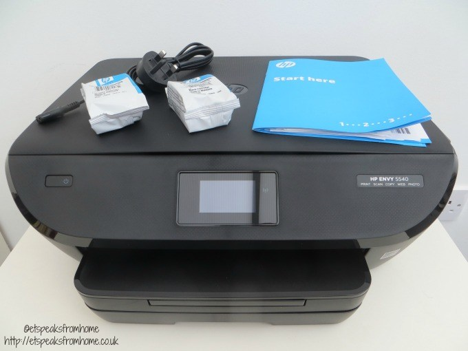 Hp Envy 5540 Printer Review Et Speaks From Home