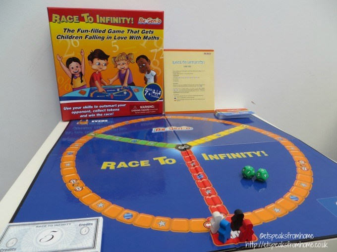 race to infinity game
