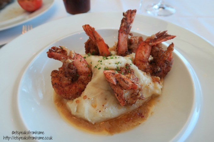 royal caribbean spicy jumbo prawn